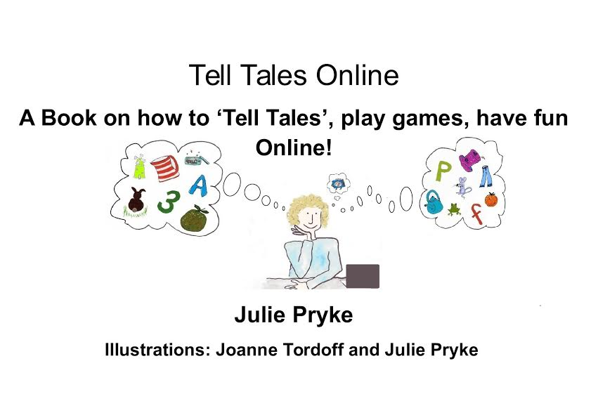 Tell Tales Online | Illustrations by Joanne Tordoff and Julie Pryke