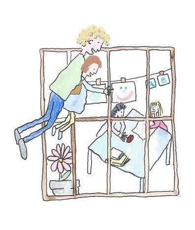 Tell Tales | Illustration by Joanne Tordoff